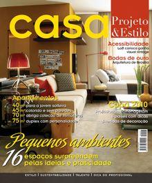 CASA PROJETO & ESTILO 007