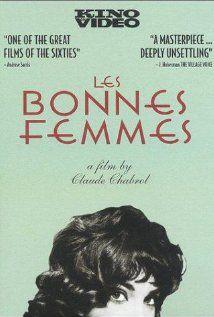 Les bonnes femmes = The good girls / HU DVD 115 / http://catalog.wrlc.org/cgi-bin/Pwebrecon.cgi?BBID=3709278