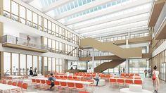 Horizon College en Regio College Purmerend - Purmerend - JHK Architecten