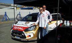 Mikko y Jarmo - Hoy en La Bombonera para un evento especial #WRC