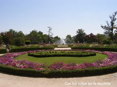 #Aranjuez con niños: Palacio Real, el Jardín d la Isla y el Parterre (archivo) #archivo http://blgs.co/77Uy80