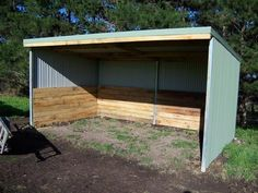 The Horse Shed Shop's range of shelters is undoubtedly the best and most durable shelters on the Australian market Horse Shed, Horse Stalls, Horse Barns, Horses, Field Shelters, Horse Paddock, Farm Shed, Horse Shelter, Run In Shed