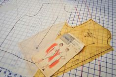 How-To: Pattern Grading and Alteration #sewing #patterns #tips