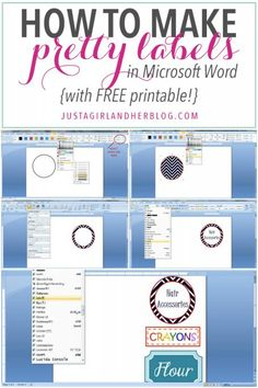 How To Make Postcards In Microsoft Word  Microsoft Word Post