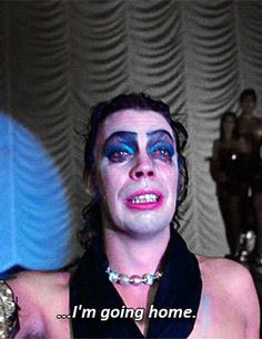 Image result for tim curry rocky horror