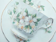 Elizabethan Vintage Fine Bone China Tea Cup by TheVintageFind1, $25.00