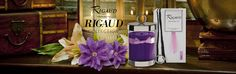Cherish Scent of the season with Rigaud Luxury Fragrance Candles.