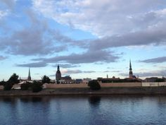 Old Riga in #Riga, Latvia. Still one of my favorite places in the world!