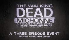 Telltale's The Walking Dead Michonne miniseries, Huge Update! | The first game should be out sometime in February. Plus Samira Wiley (from Orange is the New Black) will be voicing Michonne!