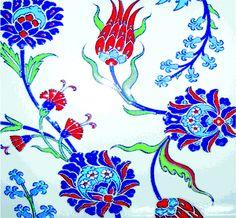 Islamic Pattern Mosaics: Istanbul