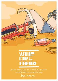 Wine Bike Piqniq