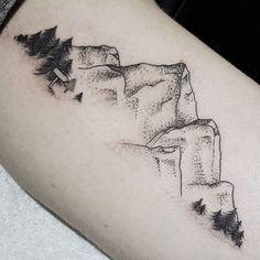 22+ Amazing Mountain Tattoos