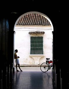 Mompox, Colombia by RoryO'Bryen, via Flickr