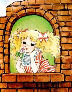 Candy    (Anthony never died in the French version of the anime)