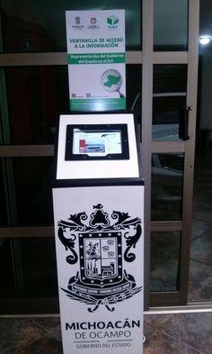 Ya está en marcha el Módulo Electrónico de Solicitudes de Acceso a la Información, en la @michendf en México DF.