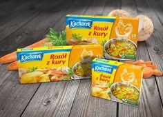 Kucharek Bouillon Cubes & Seasoning on Behance