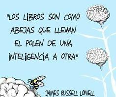 Libros son como las abejas*