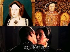 23 May 1533 - King Henry VIII and Catherine of Aragon's marriage declared null and void