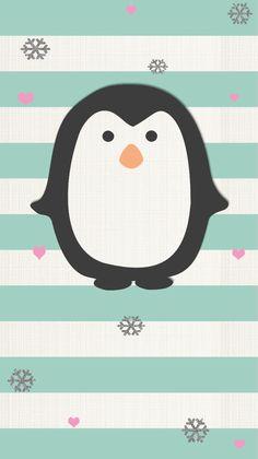 Pretty Walls: Penguin freebie