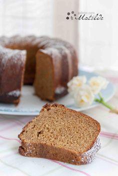 Bizcocho de toffee, bundt cake