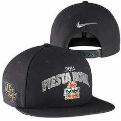 Nike UCF Knights 2014 Fiesta Bowl Bound True Snapback Hat
