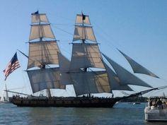 Tall Ships Brig Niagara, Erie Pa