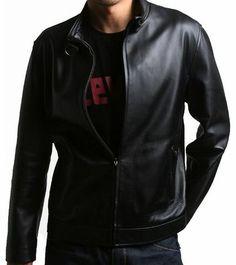 FLATSEVEN Mens Slim Fit Leather Jacket Genuine Sheepskin Rider Solid (LJ113) XL No description (Barcode EAN = 8809362931838). http://www.comparestoreprices.co.uk/calvin-klein/flatseven-mens-slim-fit-leather-jacket-genuine-sheepskin-rider-solid-lj113-xl.asp