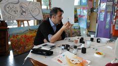 #workshop #artificio #padova #carlomonopoli #watercolour #winsor&newton