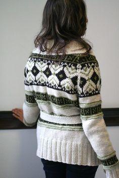 NobleKnits Yarn Shop  - Indigirl True North Cardigan Knitting Pattern, $8.95 (http://www.nobleknits.com/indigirl-true-north-cardigan-knitting-pattern/)