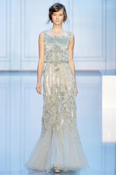 Elie Saab Fall 2011 Couture Fashion Show Collection