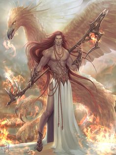 grafika anime, manga, and art Fantasy Warrior, Fantasy Magic, Fantasy Art Men, Fantasy Kunst, Anime Fantasy, Fantasy Artwork, Fantasy World, Character Inspiration, Character Art