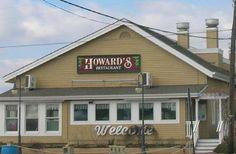 Howard's restaurant, LBI, NJ