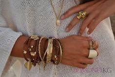 Как сделать стильные браслеты из кожи своими руками? Фото. Видео » Мода в Кыргызстане, Бишкек - BOMOND.KG: модные советы, стиль, стрижки, маникюр