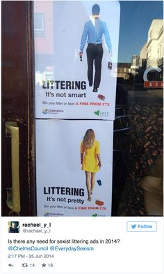 IT'S 2015 AND THESE SEXIST ADS EXIST. HERE'S HOW PEOPLE ARE FIGHTING BACK.
