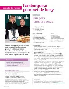 Tm abril 2014 by paquirrin - issuu Make It Simple, Author, Egg Molds, Gourmet Burgers, Food, Cooking School, Journals, Money