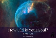 How Old is Your Soul test image