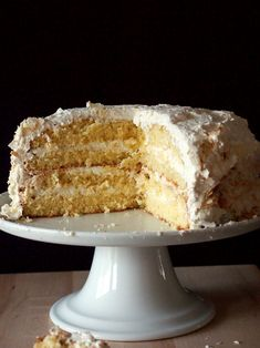 Coconut Cake and Giveaway!