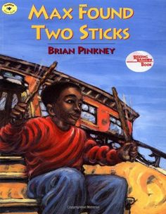 Ages 5-8 - One day when Max doesn't feel too much like talking to anybody, he finds two sticks that make a perfect pair of drumsticks. Soon he is beating out a rhythm on anything he can find, from his thigh to a bucket to a large garbage can. Suddenly a...
