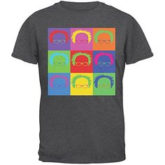 Election Bernie Sanders Hair Minimalist Pop Art Dark Heather Adult T-Shirt - Large Old Glory http://www.amazon.com/dp/B014Q67Y3O/ref=cm_sw_r_pi_dp_SSZFwb1T1JGFC