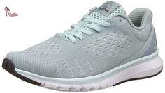 size 40 71909 c7c16 Reebok Bd4538, Chaussures Trail Running Femme, Gris (Seaside Grey   Mist    White