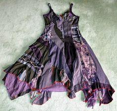 Trägerkleid Urlaub   Größe M Juju & Christine Zipfelkleid lila