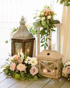Lanterns are one of our favorite statement pieces.   @brianleahyphoto. // Planning @asignaturewedding // lighting @ambereventprod // vintage rentals @foundrentals  // Venue @calamigos_ranch  #malibuwedding #losangeleswedding #weddinginspiration #weddingflowers #socalwedding #potterybarn #mypotterybarn