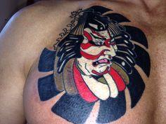 1000 images about tattoos on pinterest hannya mask tattoo buddha tattoos and irezumi. Black Bedroom Furniture Sets. Home Design Ideas