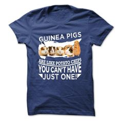 Nice T-shirts  Guinea Pigs are like potato chips  v2.1  . (3Tshirts)  Design Description: If you dont like this Tshirt, please use the Search Bar on the top right corner to find the best one for you. Simply type the keyword and hit Enter!  If you do... -