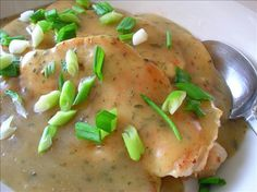 Turkey Cutlets With Lemon Sauce Recipe - Food.com -  I tried this.   The sauce was fantastic!!