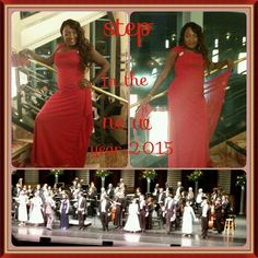 Entrepreneur,  entering the new a the lady in Red. Salute to Vienna.