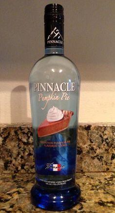 Pinnacle® Pumpkin Pie Vodka – Seasonal Drink Recipes