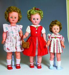 Mariannedukke i tre størrelser Åsmund S. Lærdal Stavanger, Norway, Blue Dresses, Baby Dolls, Harajuku, Museum, Toys, Vintage, Style