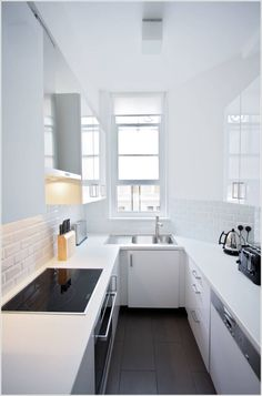 Make a Small Kitchen Look Bigger with These Tips 3