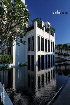 Bloggang.com : ชานไม้ชายเขา : ย้อนเวลา สู่ความหรูหรา ริมแม่น้ำเจ้าพระยา ที่... The Siam Hotel Bangkok